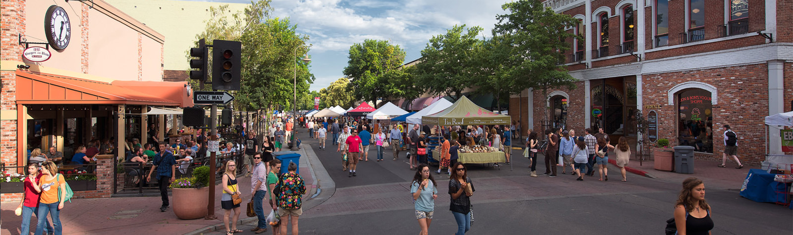 Event Street Closures in Downtown Chico